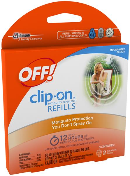 Off Clip On Mosquito Repellent Refills Hy Vee Aisles Online