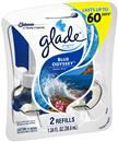 Glade Plugins Scented Oil Refills Blue Odyssey 2 CT