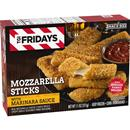 TGI Fridays Mozzarella Sticks with Marinara Sauce