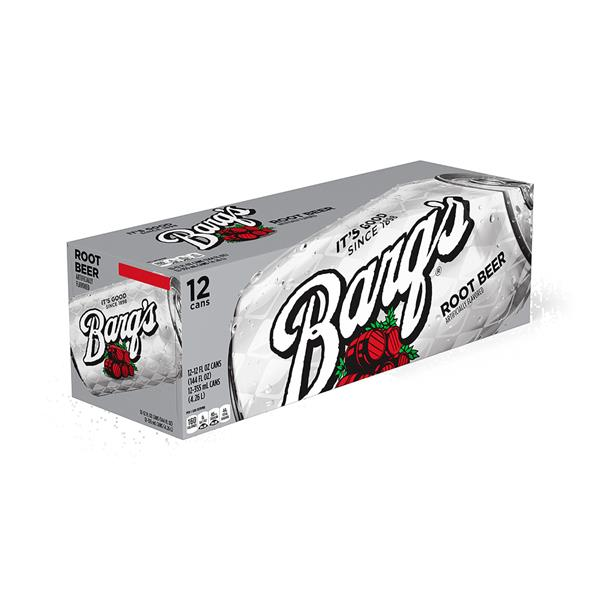 Barq's Root Beer 12 Pack