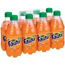 Fanta Orange Soda 8 Pack