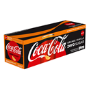 Coca-Cola Zero Sugar Orange Vanilla Cola 12Pk