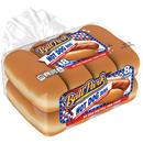 Ball Park White Hot Dog Buns 8 Ct 13 Oz