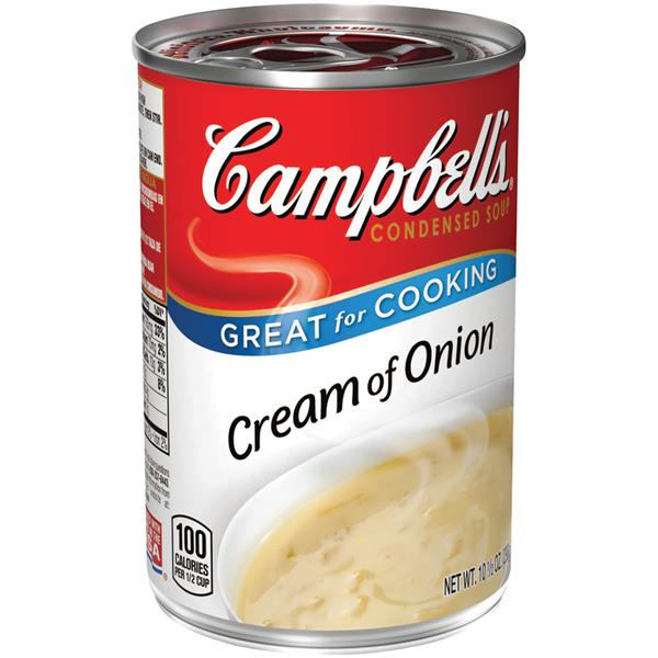 Campbell's Cream of Onion Condensed Soup