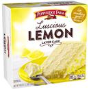 Pepperidge Farm Luscious Lemon Layer Cake