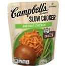 Campbell's Slow Cooker Sauces Buffalo Chicken