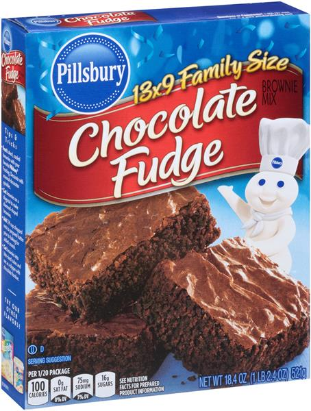 Pillsbury Chocolate Cake Mix Instructions