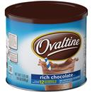 Ovaltine Rich Chocolate Flavored Milk Mix