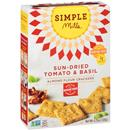 Simple Mills Sun-Dried Tomato & Basil Almond Flour Crackers