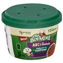 Chef Boyardee ABCs And Meatballs Pasta made with Cauliflower