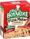 Chef Boyardee Pizza Maker Cheese