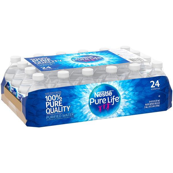 Nestle Pure Life Juniors Purified Water 24 Pack | Hy-Vee