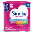 Similac Soy Isomil Infant Formula with Iron Powder