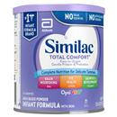 Similac Total Comfort Infant Formula with Iron Powder