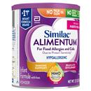 Similac Alimentum Infant Formula with Iron Powder Hypoallergenic for Food Allergies and Colic