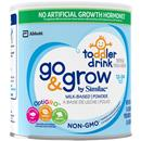 Go & Grow by Similac Non-GMO Toddler Drink Powder