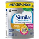 Similac Pro-Advance Non-GMO Infant Formula with Iron