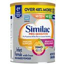 Similac Pro-Sensitive Non-GMO with 2'-FL HMO Infant Formula with Iron Powder