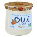 Yoplait Yogurt, Maple, French Style