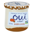 Oui French Style Yogurt, Pumpkin Caramel