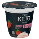 Ratio Keto Strawberry Yogurt