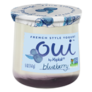 Oui Yogurt, Blueberry, French Style