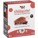 Chilly Cow Chocolate Brownie Batter Bar 5pk