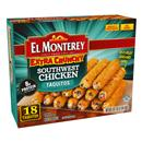 El Monterey Southwest Chicken Extra Crunchy Taquitos 21 ct Box