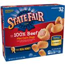 State Fair 100% Beef Mini Corn Dogs 32Ct