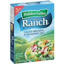 Hidden Valley Original Ranch Salad Dressing & Seasoning Mix 4-1 oz Envelopes
