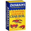 Zatarain's Crab Boil in a Bag