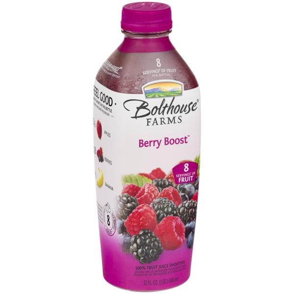 Bolthouse Farms Berry Boost , 32 oz.