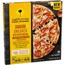 California Pizza Kitchen Crispy Thin Crust Signature Pepperoni Pizza