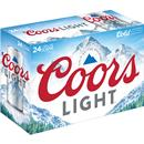 Coors Light  24 Pack