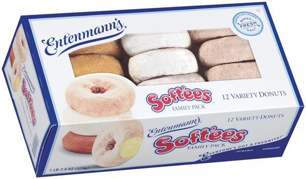 Entenmanns softees donuts variety pack hy vee aisles online entenmanns softees donuts variety pack publicscrutiny Choice Image