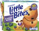 Entenmann&#39s Little Bites Blueberry Muffins