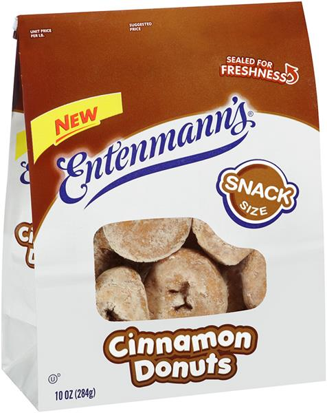 Entenmanns snack size cinnamon donuts hy vee aisles online entenmanns snack size cinnamon donuts publicscrutiny Choice Image