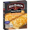 Red Baron Singles French Bread 5 Cheese & Garlic Pizzas 2Ct