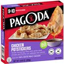 Pagoda Chicken Potstickers