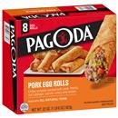 Pagoda Pork Egg Rolls 8Ct