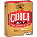 Carroll Shelby's Original Texas Brand Chili Kit