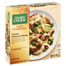 Healthy Choice Cafe Steamers Chicken Fettuccini Alfredo