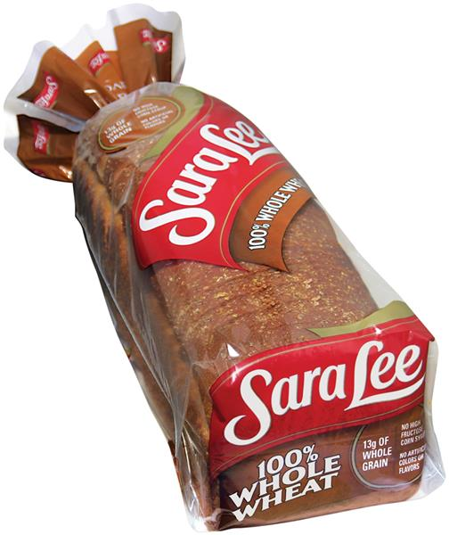 Sara Lee Classic 100% Whole Wheat Bread | Hy-Vee Aisles ...