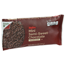 Hy-Vee Mini Semi-Sweet Chocolate Baking Chips