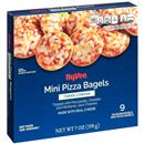 Hy-Vee Three Cheese Mini Pizza Bagels 9Ct