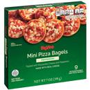 Hy-Vee Pepperoni Pizza Bagels 9Ct