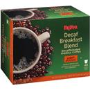 Hy-Vee Decaf Breakfast Blend Single Serve Cups 48-0.31 oz ea.