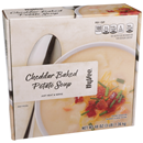 Hy-Vee Du Jour Cheddar Baked Potato Soup with Ham