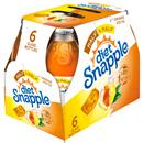 Snapple Diet Half & Half Lemonade Tea 6 Pack