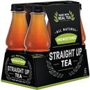 Snapple Straight Up Tea Unsweetened - 6 CT
